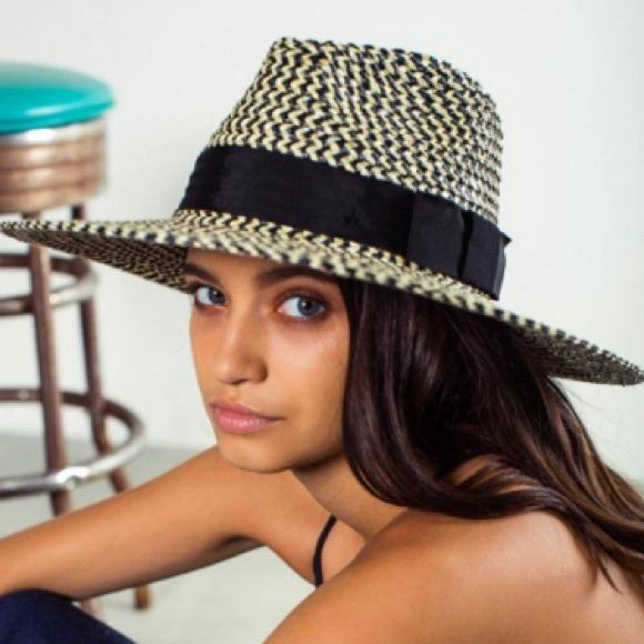 a0fd3e38407e0 Brixton Accessories - Brixton Joanna Straw Hat